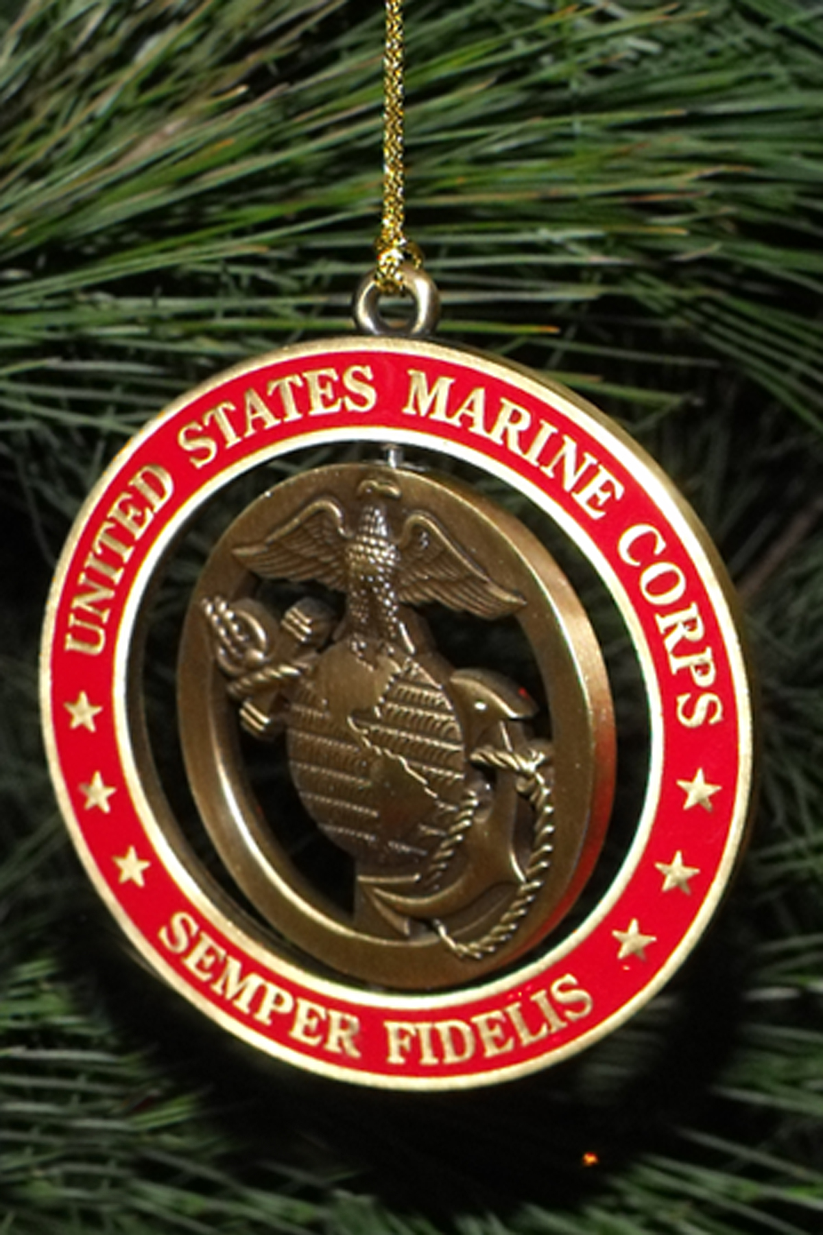 Army Christmas Ornaments