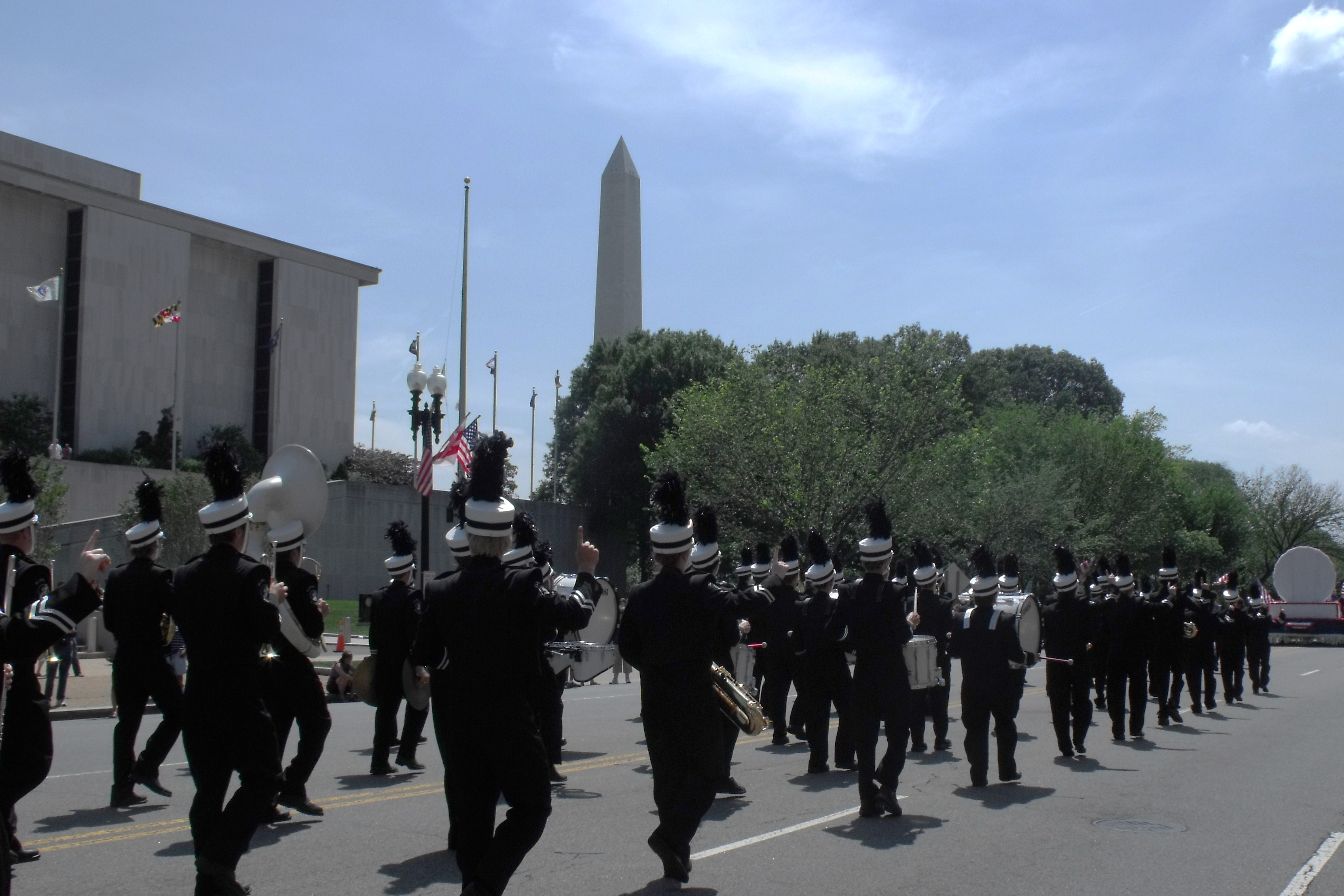 Memorial Day Parade, Washington DC