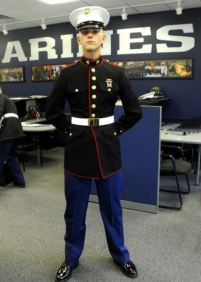 united states marines officer