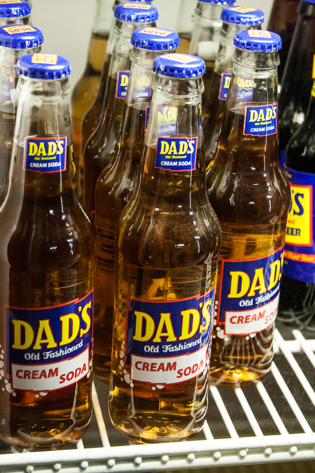 Dads Cream Soda, vintage drinks