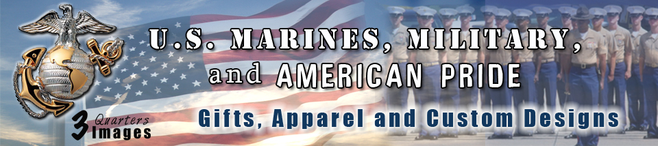 CafePress Marine and Military Store