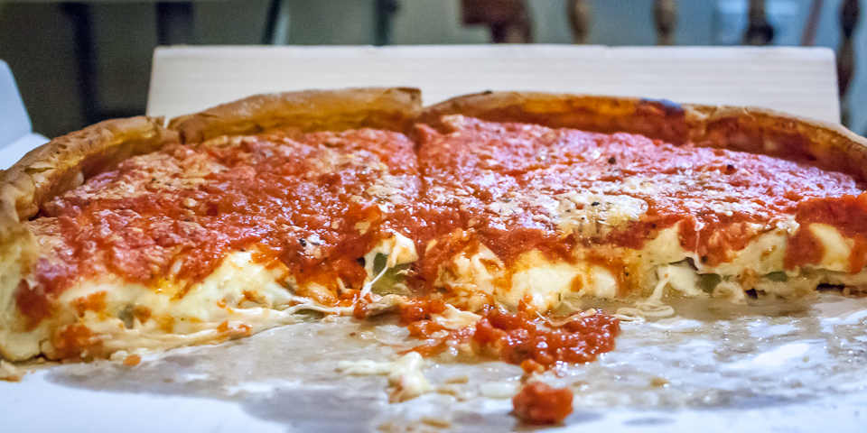 Best Chicao pizza places