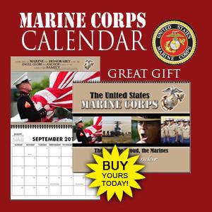 Marine Corps Calendar