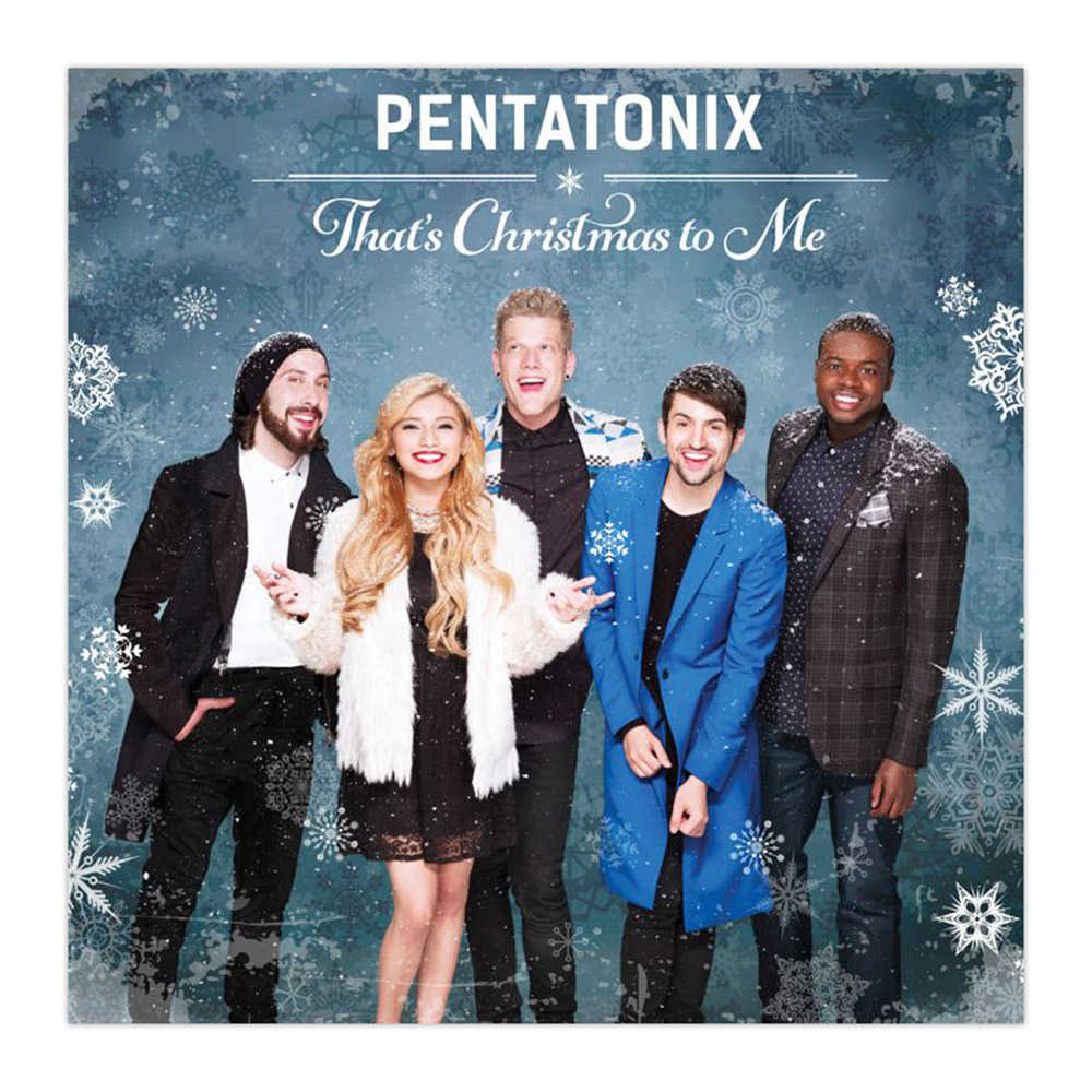 Christmas music by Pentatonix