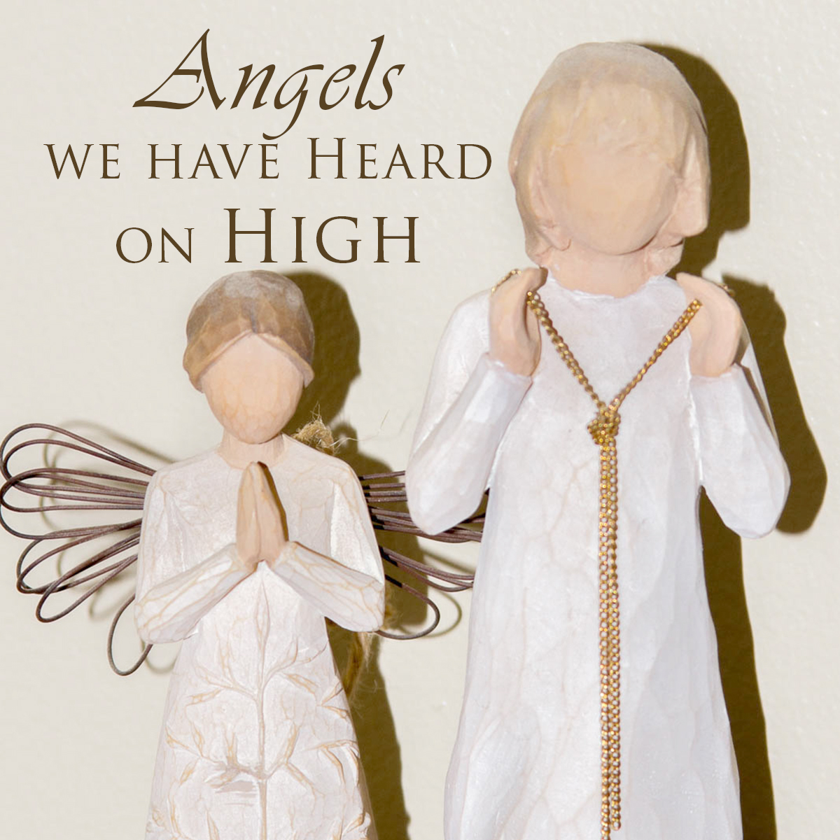 Angels We Have Heard on High, Third Day on the Third Week of Advent - 3 Quarters Today