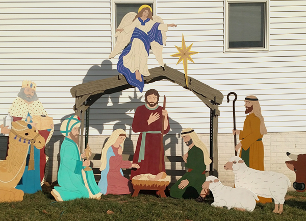 What is the meaning of Advent? How do we prepare for Christmas and the birth of the baby Jesus?
